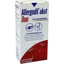 ALLERGODIL AKUT DUO
